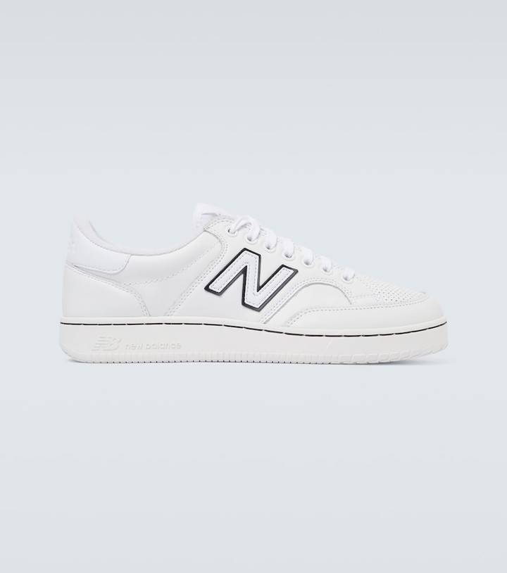 Comme des Garçons Homme x New Balance Pro Court sneakers - ShopStyle
