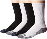 Timberland Comfort 4-Pack Crew Socks