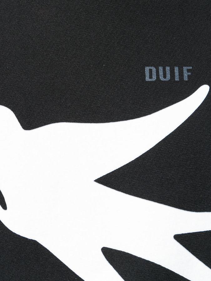 Tim Coppens bird print sweatshirt