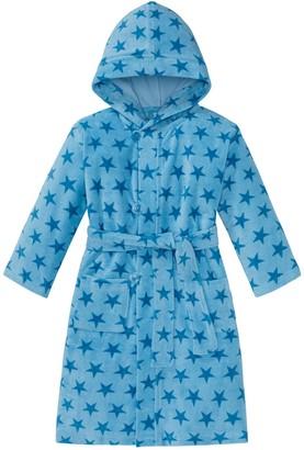 Schiesser Boy's Bademantel Dressing Gown