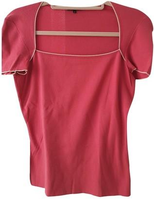 Loro Piana Pink Cotton Knitwear for Women