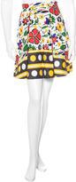 Suno Printed A-Line Skirt w/ Tags