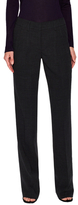 Akris Miranda Low Rise Straight Leg Pant
