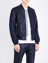 Paul Smith Metallic denim jacket