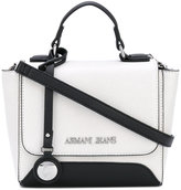 Armani Jeans Spalla crossbody bag - women - Polyester - One Size