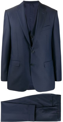 Canali Long Sleeves Suit