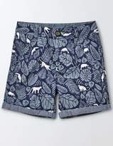 Boden Roll Up Shorts