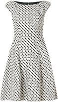 Talbot Runhof Longley dress - women - Polyamide/Polyester/Acetate/Polyacrylic - 34