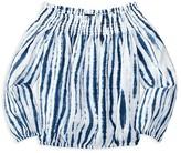 Ralph Lauren Girls' Shibori Tie Dye Off the Shoulder Top - Big Kid
