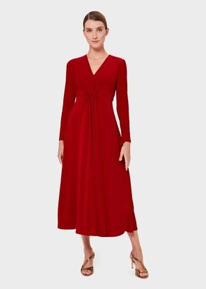 Hobbs Uma Jersey Dress