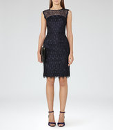 Reiss Kirsty Lace Dress