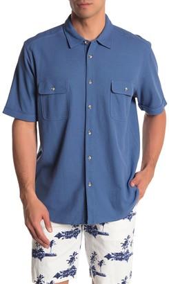 Tommy Bahama Tropicool Seas Short Sleeve Shirt