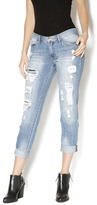 KanCan Destroyed Boyfriend Jeans