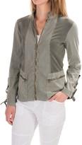 XCVI Skyler Jacket - Stretch Cotton (For Women)