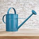 Crate & Barrel Watering Teal Can Large