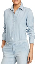 Lauren Ralph Lauren Chambray Button-Down Shirt