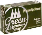 Smallflower Wash Soap - Balsam Spice by Green Mountain Soap (2oz Bar)