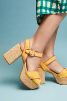 Anthropologie Hl Anthro Piped Platform