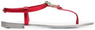 Giuseppe Zanotti Open-Toe Sandals