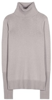Loro Piana Glace Cashmere Turtleneck Sweater