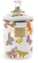 Mackenzie Childs MacKenzie-Childs Medium Butterfly Garden Canister