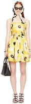 Kate Spade Sunny daisy organza bow dress