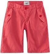 Fendi Red Shorts