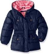 Pink Platinum Little Girls' Pop Anorak Jacket