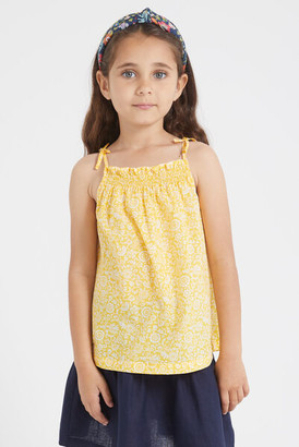 Sportscraft Kids Claire Liberty Tie Top