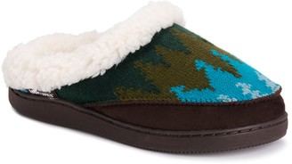 Muk Luks Women's Aileen Clog Slippers