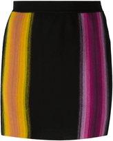 Missoni knitted skirt