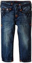 True Religion Geno Super T Jeans in Blue Onyx (Toddler/Little Kids)