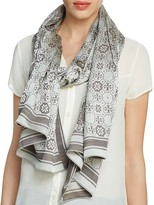 Tory Burch The Traveler Scarf