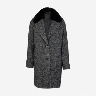 Levi's Mid-Season Buttoned Mid-Length Coat