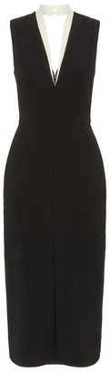 Victoria Beckham Tuxedo Dress