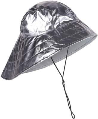 Soia & Kyo Ambre-M Metallic Bucket Hat