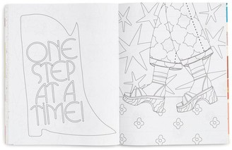 ban.do Brighten Up Wellness Coloring Workbook