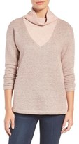 Sanctuary 'Dunaway' Cowl Neck Pullover