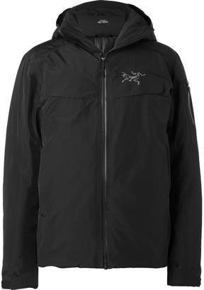 Arc'teryx Macai Gore-Tex Hooded Down Jacket
