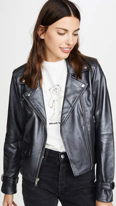 Paige Ashby Leather Jacket