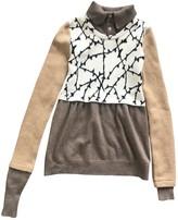 Loewe Brown Wool Knitwear