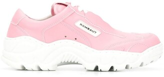 Rombaut Lace-Up Sneakers