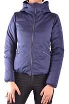 Peuterey Women's Blue Polyamide Outerwear Jacket.