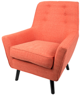 Lumisource Vail Mid-Century Accent Chair