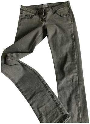 Sass & Bide Grey Cotton Jeans for Women