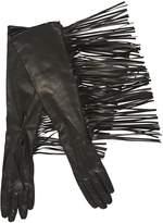 Prada Leather long gloves
