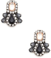 Sole Society Stone Deco Drop Earring