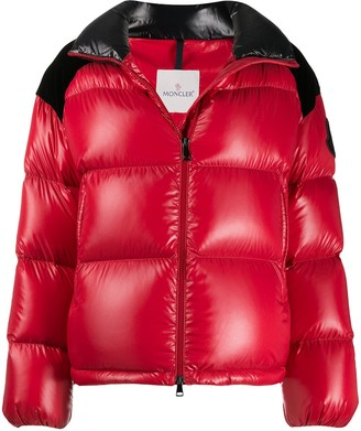 Moncler Chouelle two-tone padded jacket