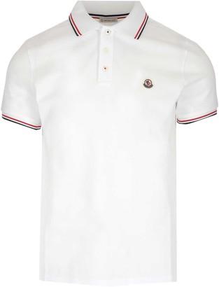 Moncler Logo Polo Shirt