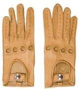 Hermes Lambskin Driving Gloves
